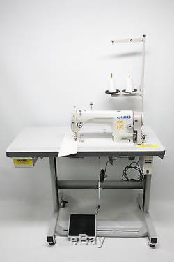 New Juki DDL-8700 Lockstitch Industrial Sewing Machine with Silent Servo Motor