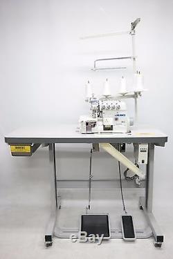 New Juki MO-6816S 5 Thread Overlock Industrial Sewing Machine