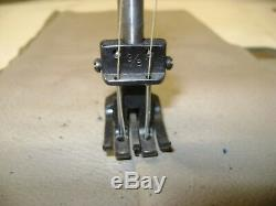 New Nmd4420 3/8 Double Needle Walking Foot Industrial Sewing Machine -head Only
