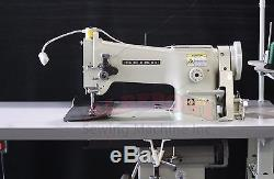 New Seiko STH-8BLD-3 Industrial Sewing Machine KD with Servo Motor