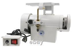 Original Consew Industrial Sewing Machine Servo Motor 550 Watts 110 Volts