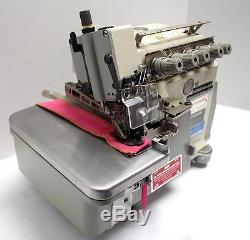 PEGASUS EX3216-03 3-Needle 7-Thread Overlock Serger Industrial Sewing Machine