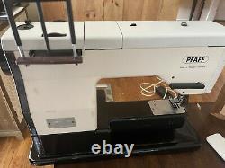 PFAFF 1222E Walking Foot Sewing Machine. Total Refurbished. 30 Days Guarantee