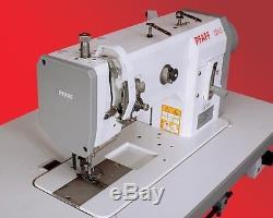 PFAFF 1245 Industrial Walking Foot Sewing Machine head only +PACK OF 100 NEEDLES