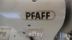 Pfaff 1245 Walking Foot Reverse Industrial Sewing Machine With Table 115 Vo