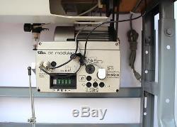 PFAFF 1295 Post Bed Walking Foot Folder Binder Industrial Sewing Machine 110V
