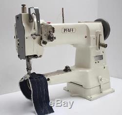 PFAFF 335 Walking Foot Cylinder Heavy Duty Industrial Sewing Machine Head Only
