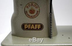 PFAFF 34-6 Lockstitch Reverse Shuttle Hook Industrial Sewing Machine Head Only