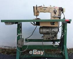 PFAFF 438-900 Zig Zag Straight Reverse Heavy Duty Industrial Sewing Machine 220V