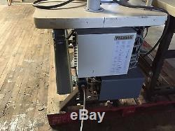Pegasus E52-186A Serger 1-Needle 3-Threads Back Latch Industrial Sewing Machine