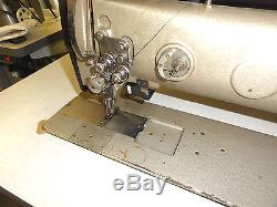 Pfaff 1245 Single Needle Walking Foot 34 Long Arm Industrial Sewing Machine