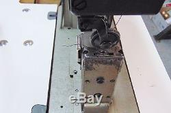 Pfaff 1293-944/01 Post Bed Roller Foot Leather Industrial Sewing Machine