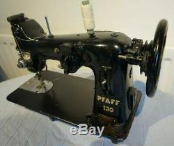 Pfaff 130-6 semi-Industrial Zig Zag Vintage Sewing Machine Head only