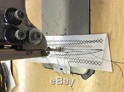 Pfaff 138 Industrial Zigzag Sewing Machine