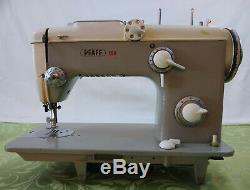Pfaff 260 Industrial Home Sewing Machine Vintage Heavy Duty Embroider Upholstery