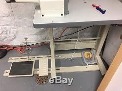 Pfaff 335 Cylinder Arm Walking Foot Industrial Sewing Machine