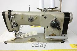 Pfaff 438 Zig Zag (Heavy Duty) Lockstitch Industrial Sewing Machine (AP2049)