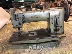 Pfaff 545 Heavy Duty Walking Foot Industrial Sewing Machine Head Only