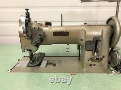 Pfaff 545 Walking Foot Reverse Big Bob 110volt Servo Industrial Sewing Machine
