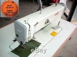 Pfaff Servo Top 1181 Doppelstich Industrienähmaschine Industrial Sewing Machine