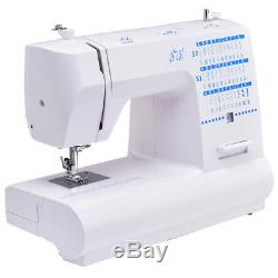 Portable Heavy Duty Sewing Machine Industrial Leather Stitches Embroidery Quilt