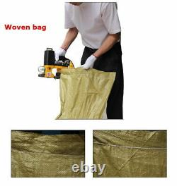 Portable Industrial Electric Heavy Duty Sewing Machine Sack Bag Closing Stitcher