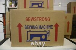 Portable Walking Foot Sewing Machine- Long Arm