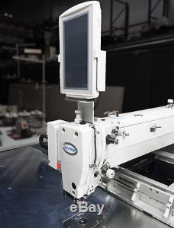 Programmable Pattern Industrial Sewing Machine Dematron Dm-6030lx