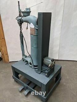 Puritan 20 High Post Chain Stitch Industrial Sewing Machine with 1/3 hp motor