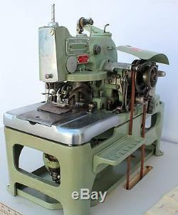 REECE 101 Buttonhole 3/4 Fix Size Rounded Button Hole Industrial Sewing Machine