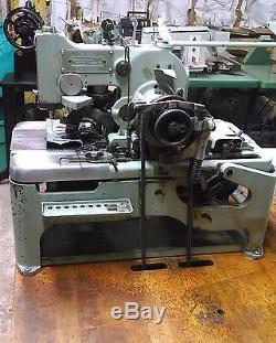REECE 101 Buttonhole Industrial Sewing Machine call or email to make offer