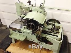 Reece 101 Keyhole Buttonhole Industrial Sewing Machine