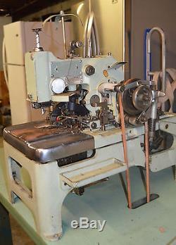 REECE 101 Keyhole Buttonhole 7/8 Fix Size Industrial Sewing Machine