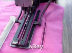 REECE 42 Special Pocket Welt Programmable Industrial Sewing Machine 220V 3-Phase
