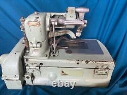 REECE BUTTONHOLE MACHINE S2-BH 1/4 to 1-1/4 Industrial Sewing Machine