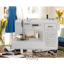 REFURBISHED Brother Sewing Machine 100-Stitch Runway Electric Embroidery Tailor