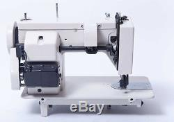 REX RX-607Z Zig-Zag and Straight Stitch Portable Walking Foot Sewing Machine
