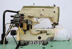 RIMOLDI 271 Computerized Cylinder Coverstitch 3/16 Industrial Sewing Machine