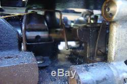 Rare Antique Union Special / Galkin Waist Band Industrial Sewing Machine Zig Zag