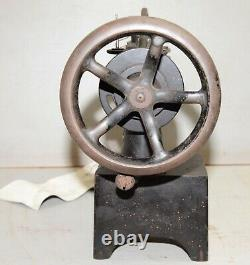 Rare Singer Cylinder arm sewing machine 29-4 leather industrial cobbler tool