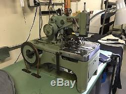 Reece 101 Keyhole Industrial Sewing Machine