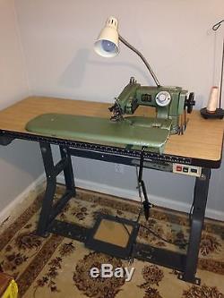 Rex Blind Stitch Industrial Sewing Machine