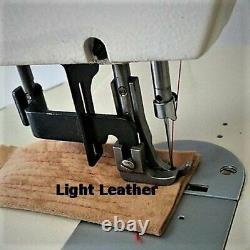 Rex RX607Z Zig-Zag and Straight Stitch Portable Walking Foot Sewing Machine