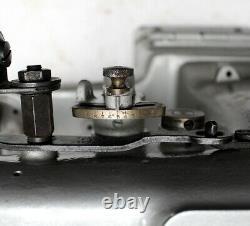 SINGER 107W50 Vintage Zig Zag Cylinder Bed Industrial Sewing Machine Head Only