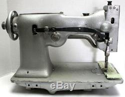 SINGER 107W Zig Zag Straight Lockstitch Industrial Sewing Machine Head Only