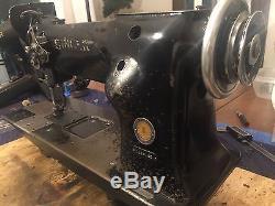 SINGER 112W140 2-Needle Feed Denim Industrial Sewing Machine Head Only