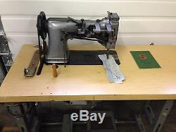 Singer 144w103 Extra Heavy Duty Walking Foot Big Hook Industrial Sewing Machine