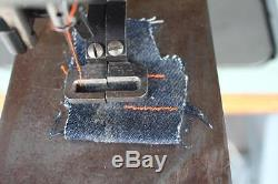 SINGER 269W26 Bar Tacker Adjustable 1/4-1 Lockstitch Industrial Sewing Machine