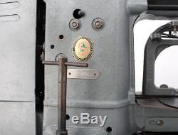 SINGER 269X460 Long Bar Drapery Tacker 4 Tack Industrial Sewing Machine 220V