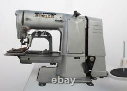 SINGER 269X999 Label Tacker 3-1/4 x 1-3/4 Box Industrial Sewing Machine Head